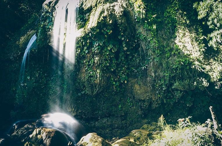 Wasserfall El Salto de Soroa, Kuba