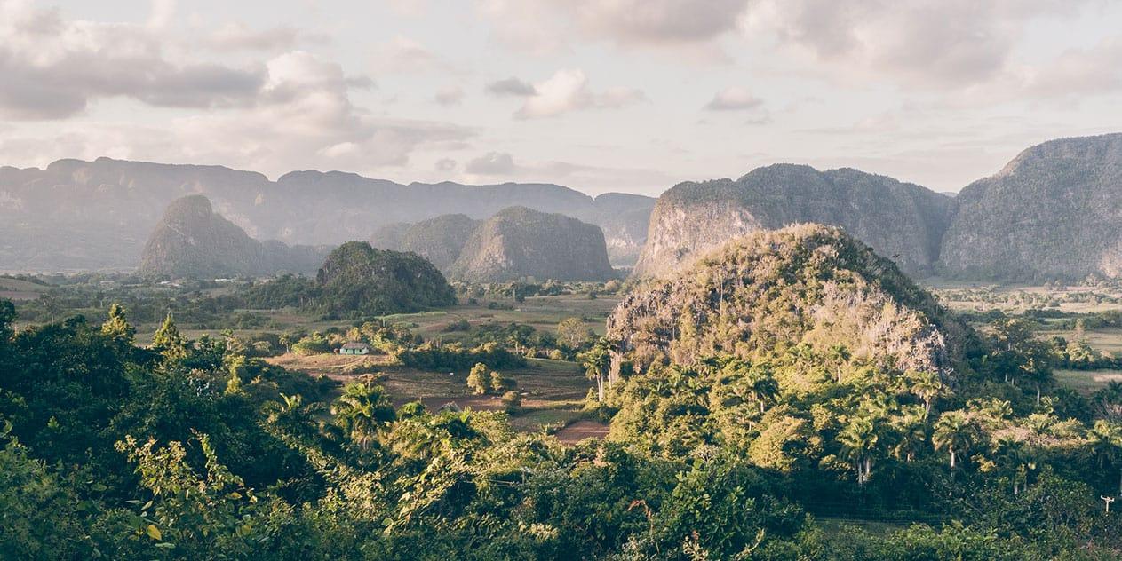 Kuba: Das pittoreske Viñales-Tal
