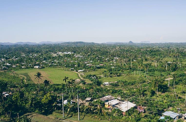 Baracoa nach dem Sturm