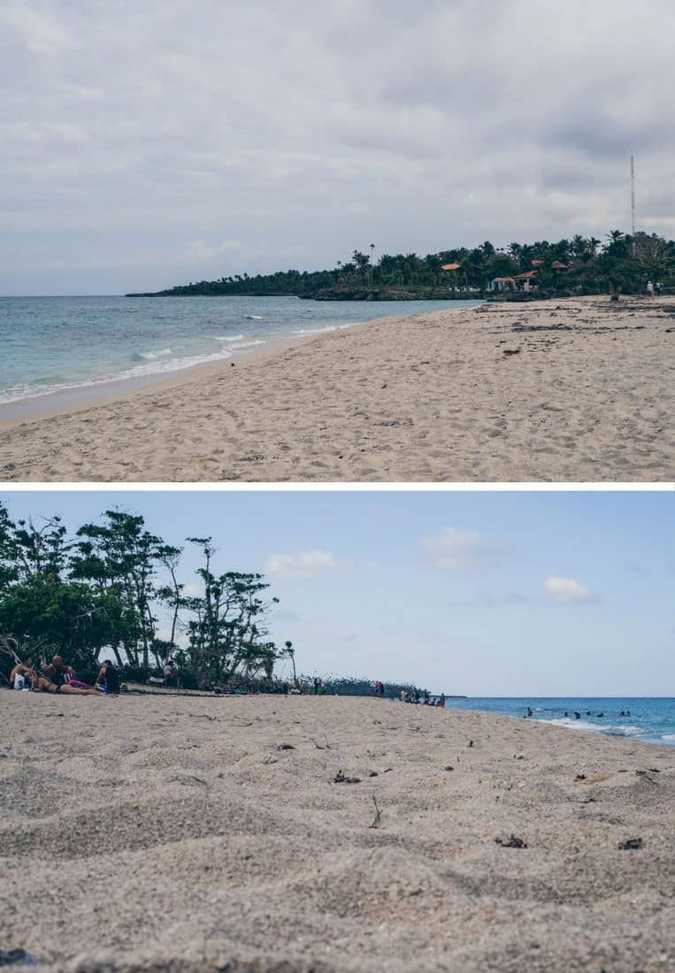 Playa Managua, Baracoa, Kuba