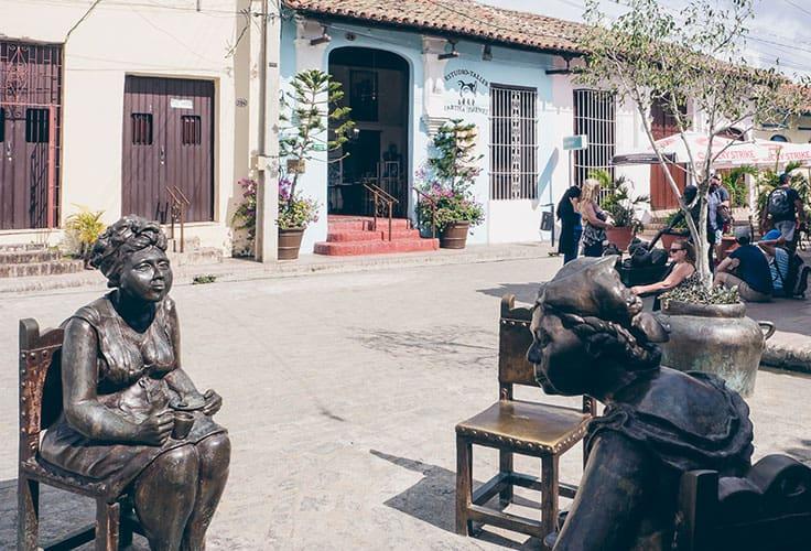 Plaza del Carmen, Camagüey, Kuba