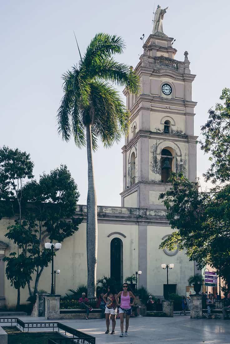 Plaza Agramonte, Camagüey, Kuba