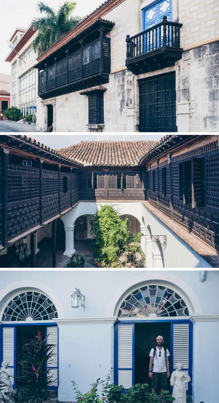 Casa de Diego Velázquez, Santiago de Cuba, Kuba