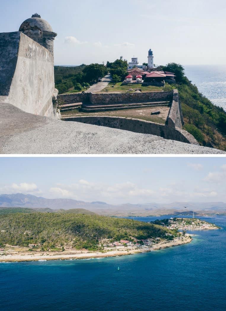 Fortaleza de San Pedro de la Rocca del Morro, Santiago, Kuba