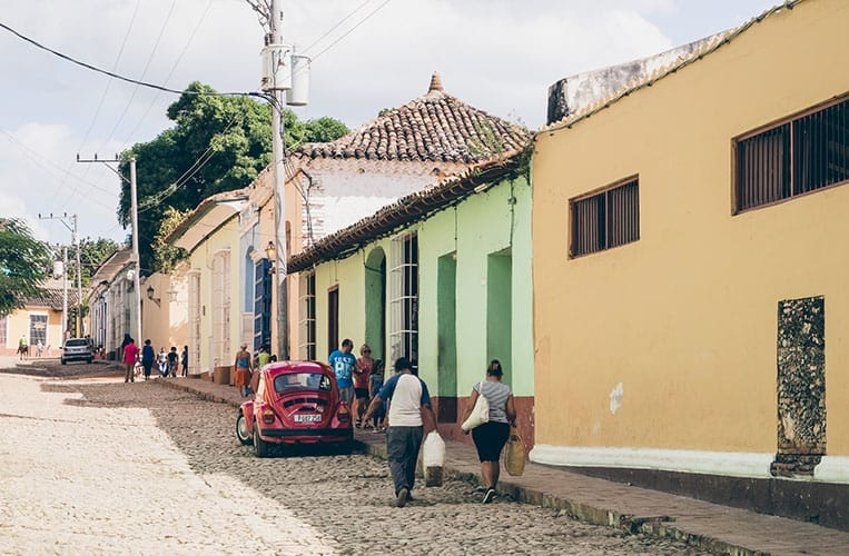 Kuba: bezauberndes Trinidad