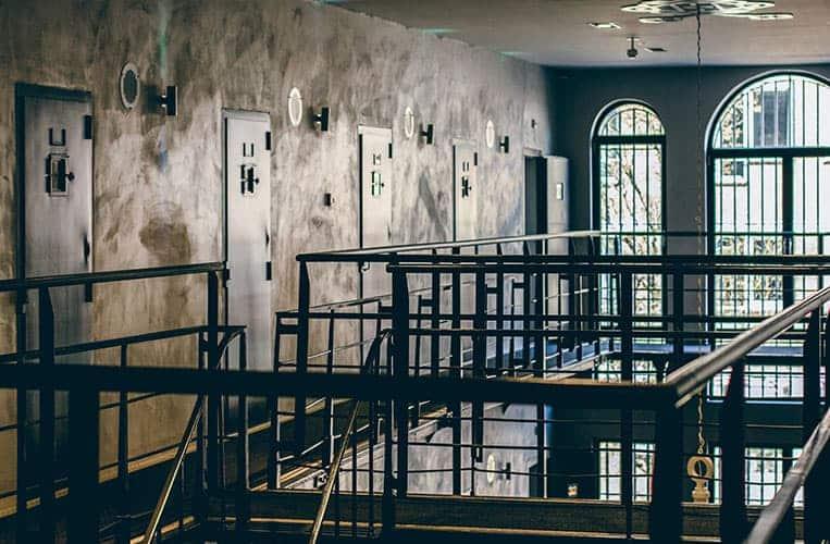 Hotel Het Arresthuis, Roermond