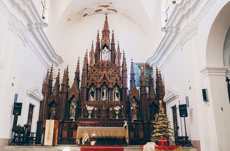 Iglesia Parroquial Mayor de la Santísima Trinidad