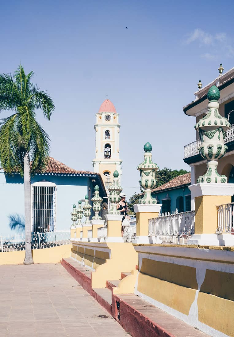 Plaza Mayor, Trinidad