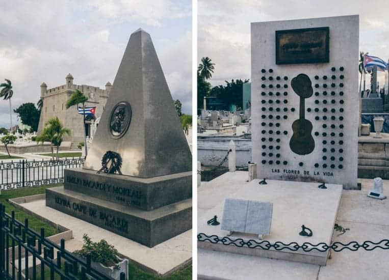 Friedhof Santa Ifigenia, Santiago de Cuba, Kuba