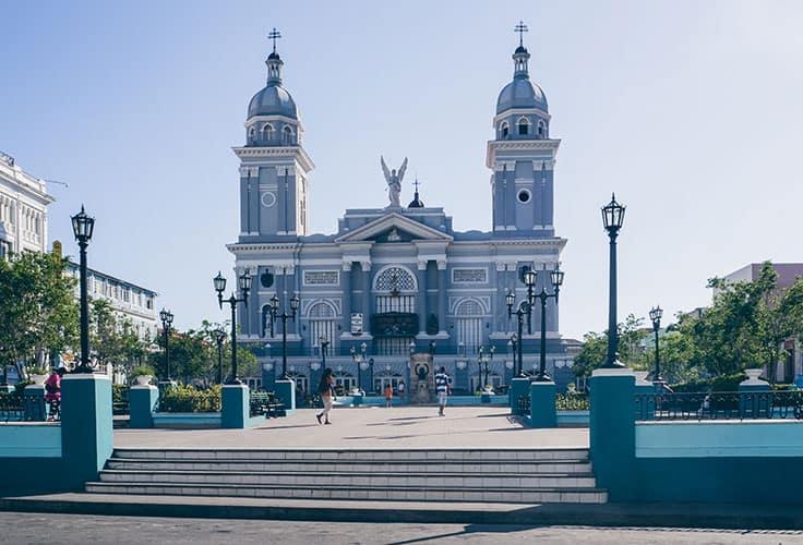 Catedral de Nuestra Señora de la Asunción, Santiago de Cuba, Kuba