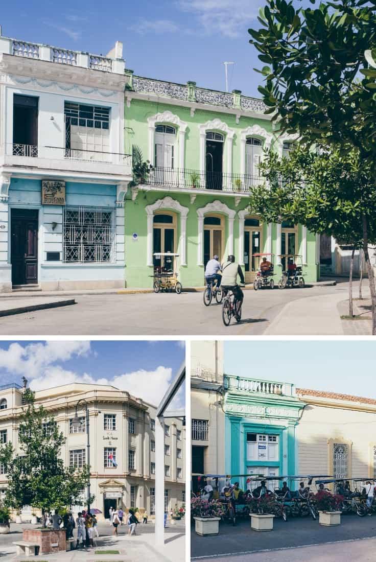 Die Strassen von Camagüey, Kuba