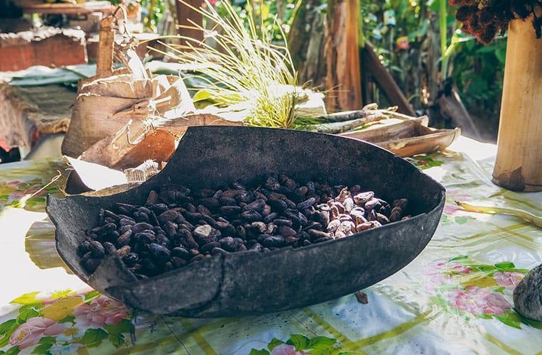 Essen auf Kuba: Kakao