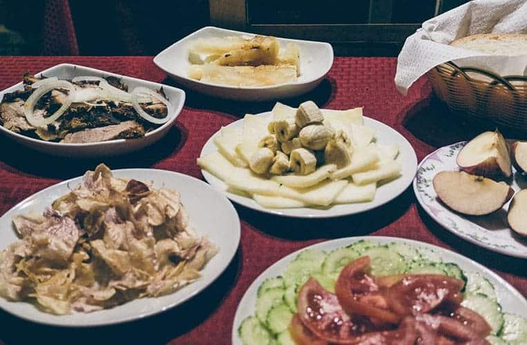 Essen auf Kuba: Lechón asado