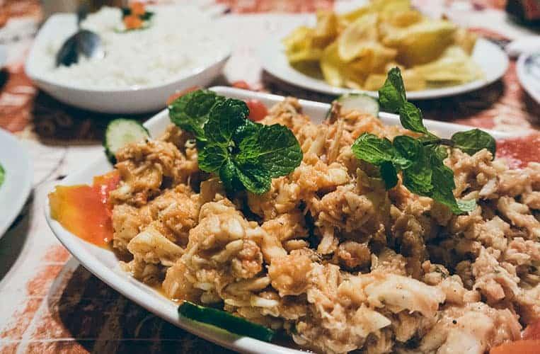 Essen auf Kuba: Lobster Stew