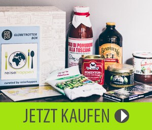 Globetrotter Box curated by Reisehappen jetzt kaufen