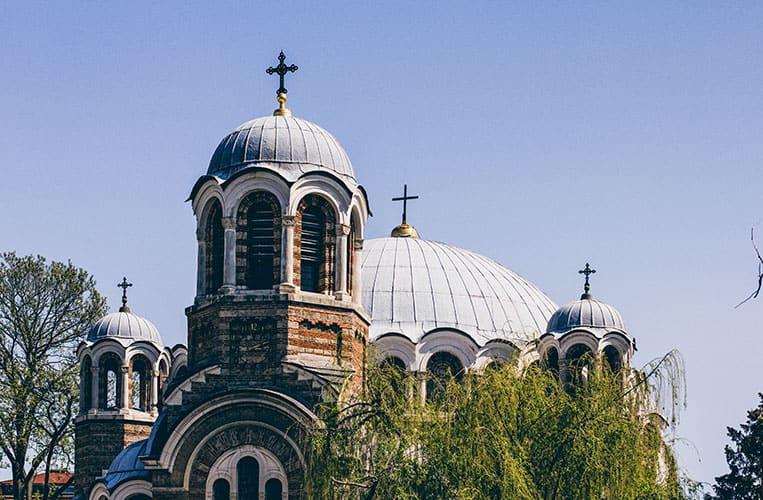 Sveti Sedmochislenitsi Kirche Sofia