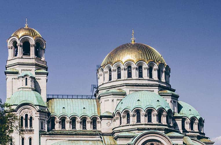 Alexander-Newski-Kathedrale, Sofia, Bulgarien
