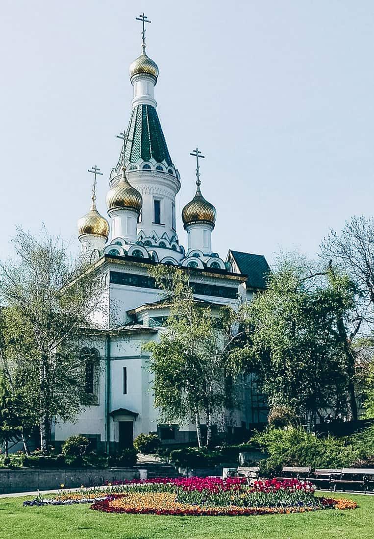 Sweta Nikolai, Sofia, Bulgarien