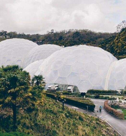 Bezauberndes Cornwall: Das Eden Project & Charlestown