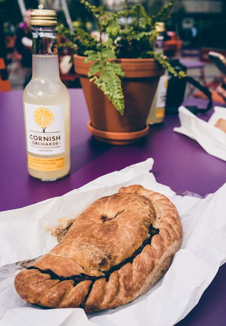 Classic Cornish Steak Pasty