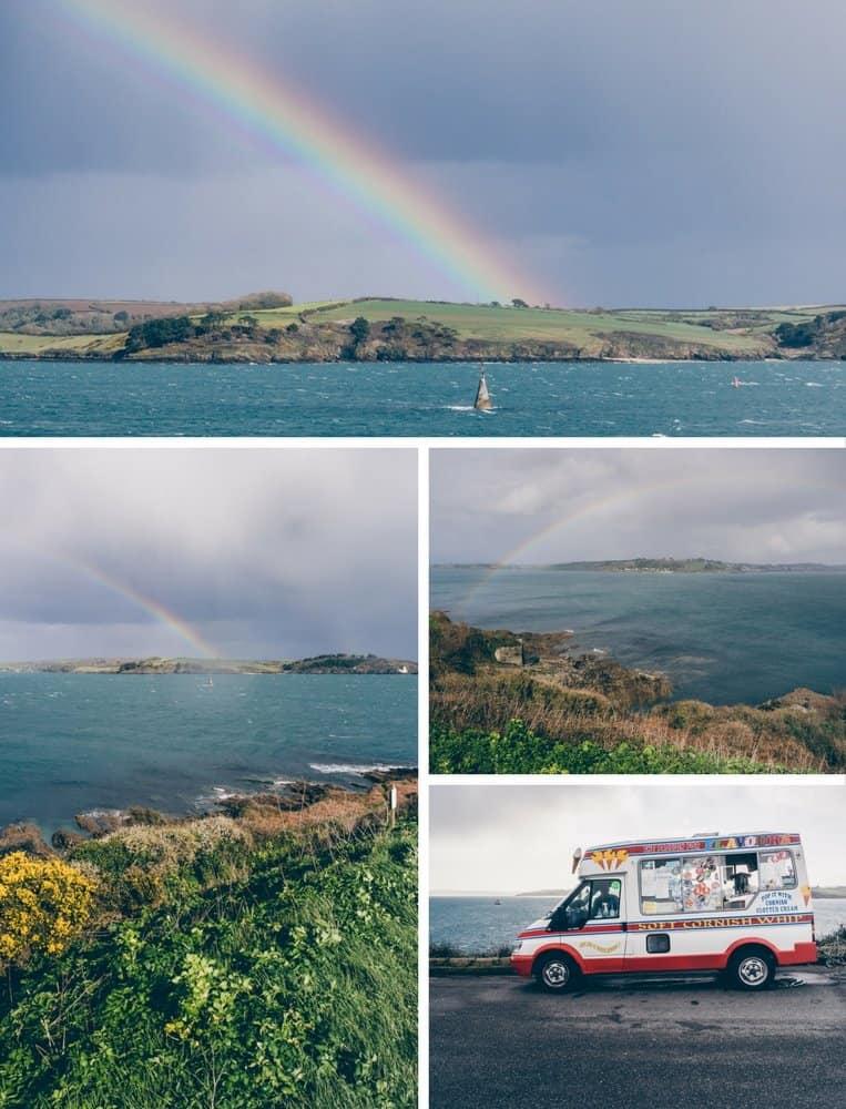 Pendennis Head, Cornwall
