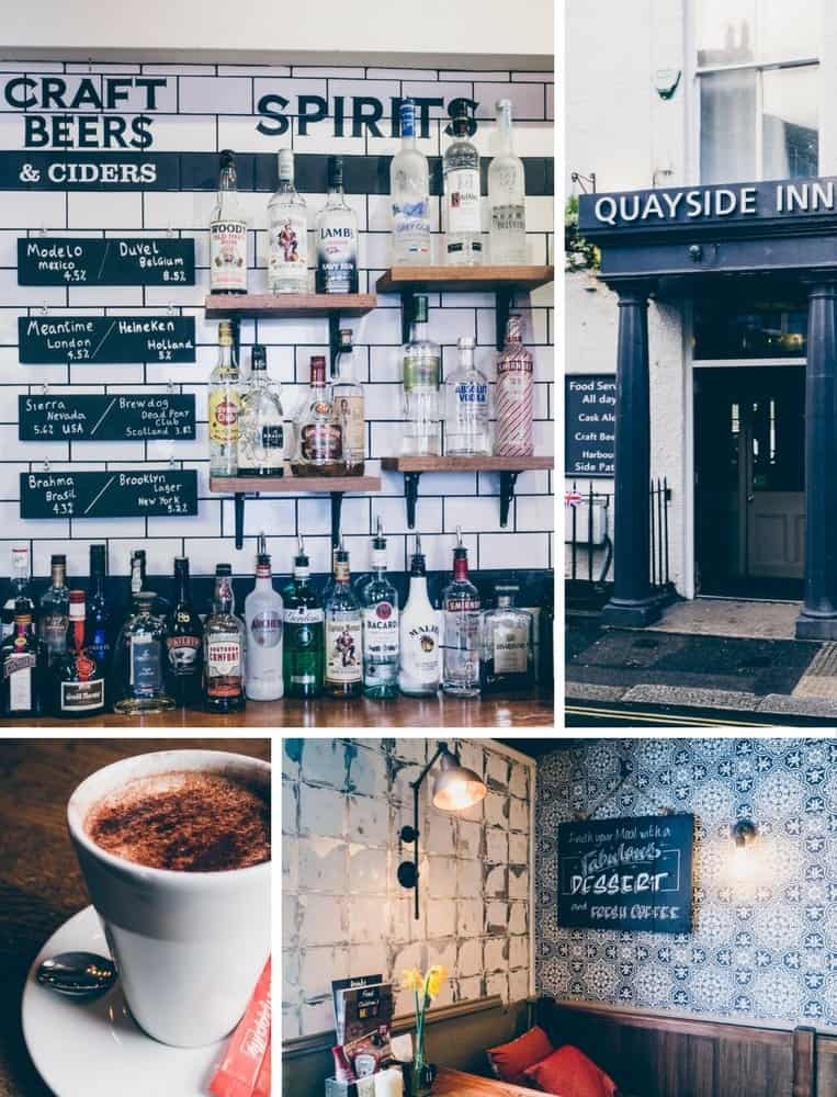 Quayside Inn, Falmouth, Cornwall