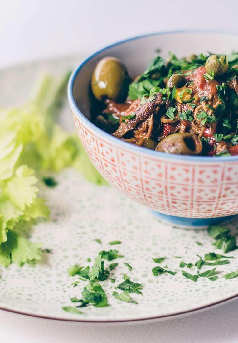 Ropa Vieja – Kubanischer Rindfleischeintopf