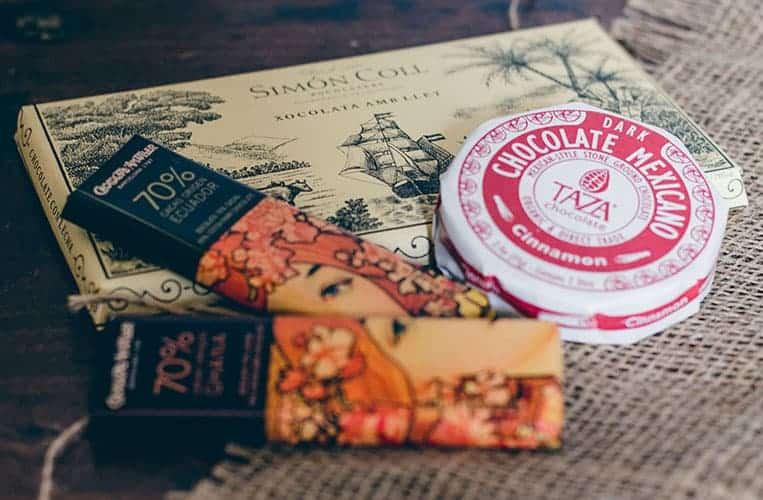 Eine kulinarische Schokoladenreise um die ganze Welt