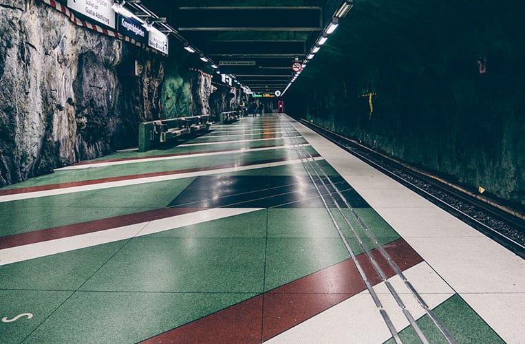 Kungsträdgården – Stockholm Tunnelbana