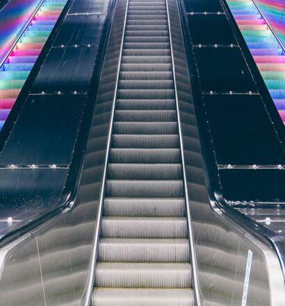 Die Tunnelbana – U-Bahn-Kunst in Stockholm