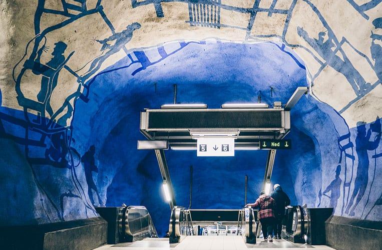 T-Centralen – Stockholm Tunnelbana