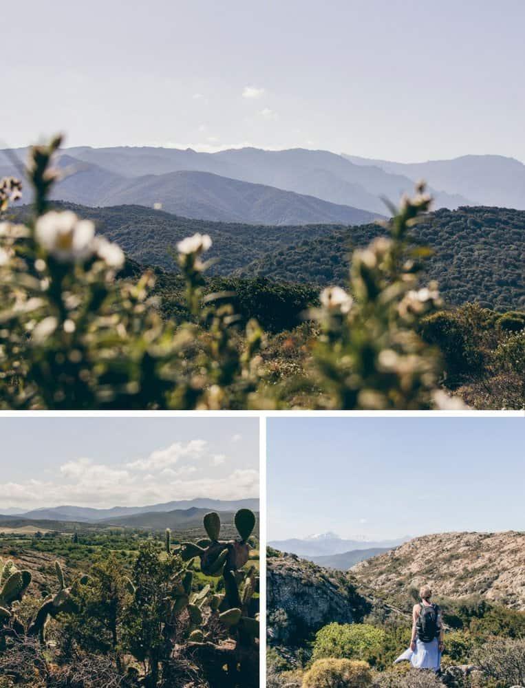Wanderung durch die Désert des Agriates – Korsika