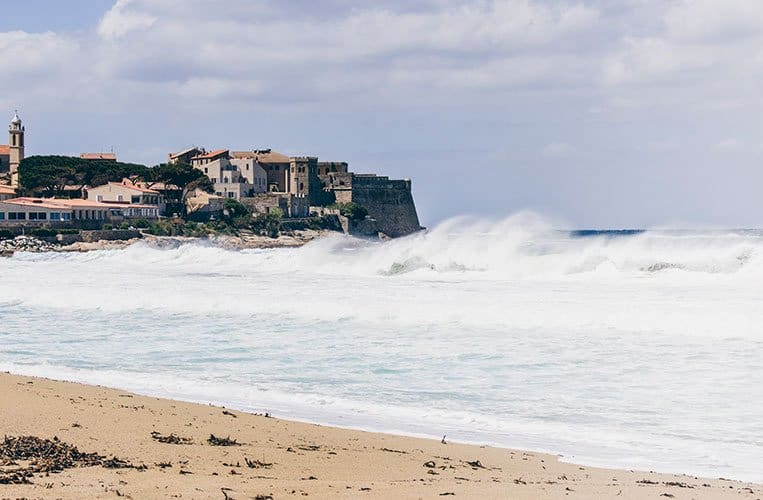 Aregno Plage – Algajola, Korsika