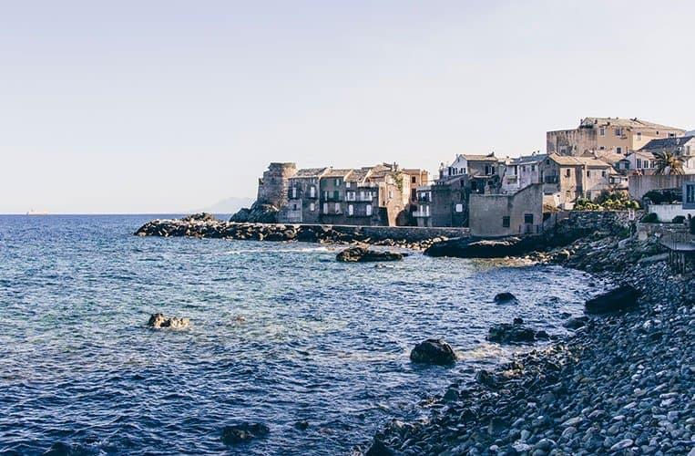 Erbalunga, Cap Corse, Korsika