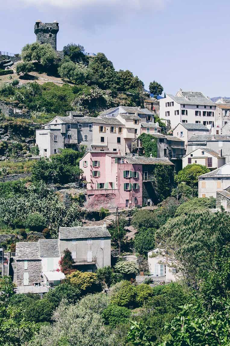 Pino, Cap Corse, Korsika
