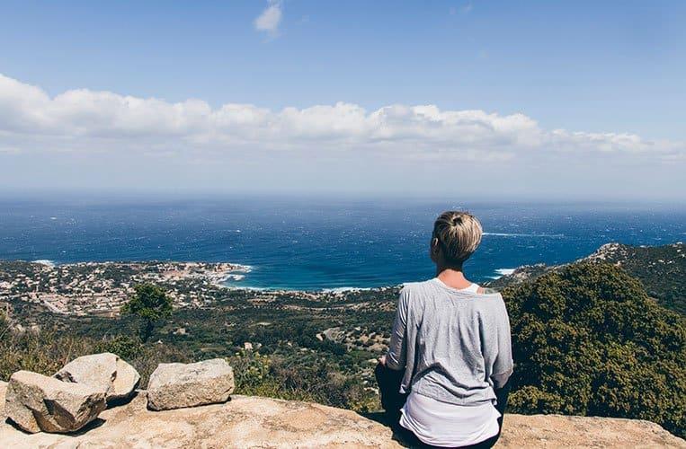 Wanderung zum verlassenen Dorf Occi – Korsika