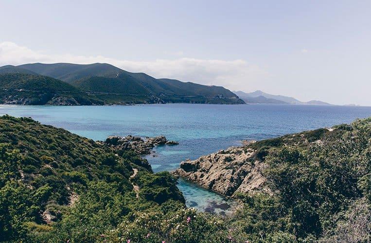 Plage d'Ostriconi, Korsika
