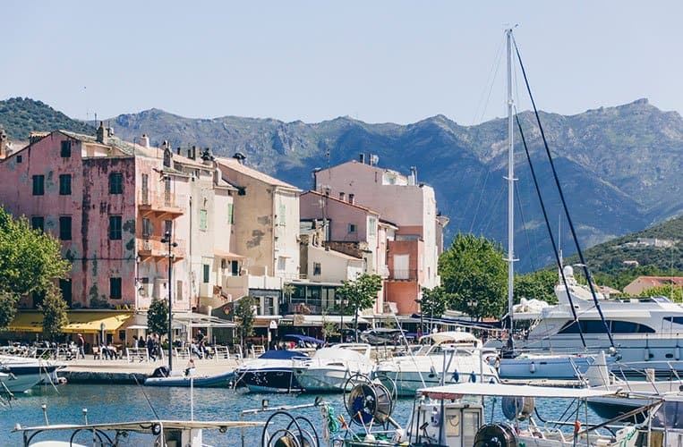 Saint-Florent – Korsika