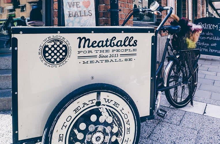 ,Meatballs for the people, Södermalm, Stockholm