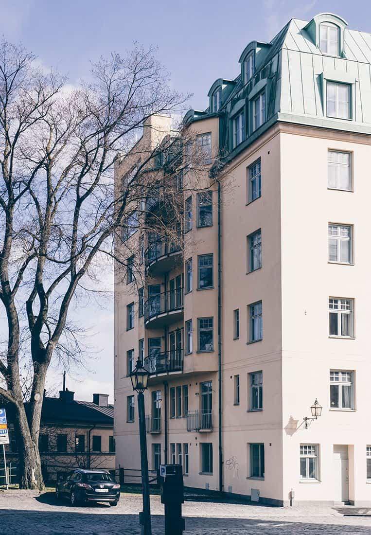 Die neue 21-Zimmer-Penthousewohnung von Lisbeth Salander
