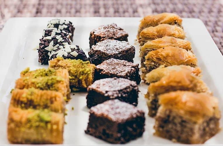zypriotische Desserts