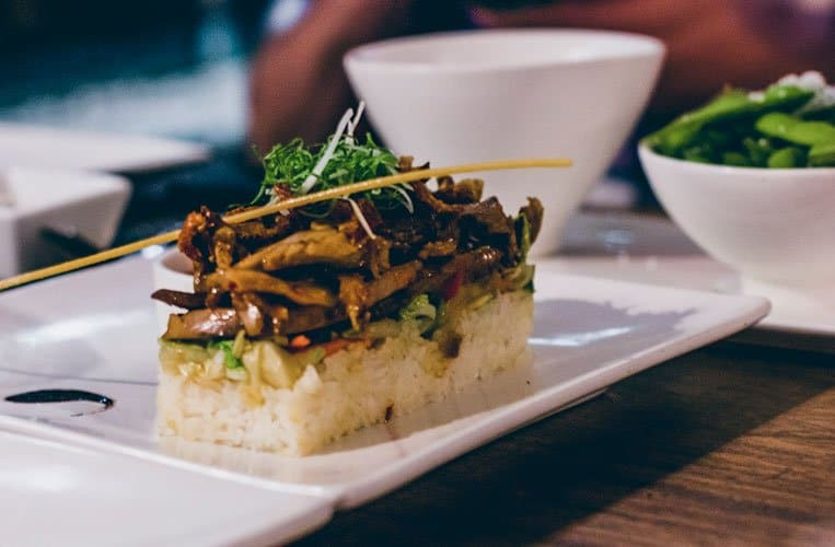 japanischer Hochgenuss in der Umi Sushi Bar, Zypern