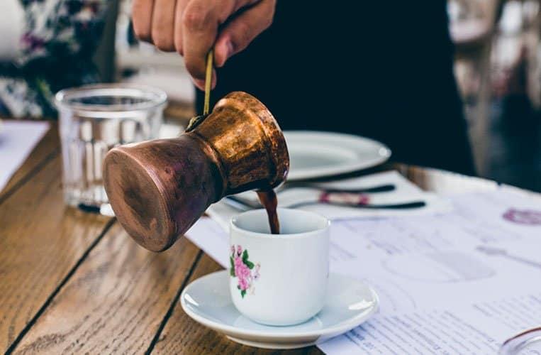 zypriotischer Kaffee