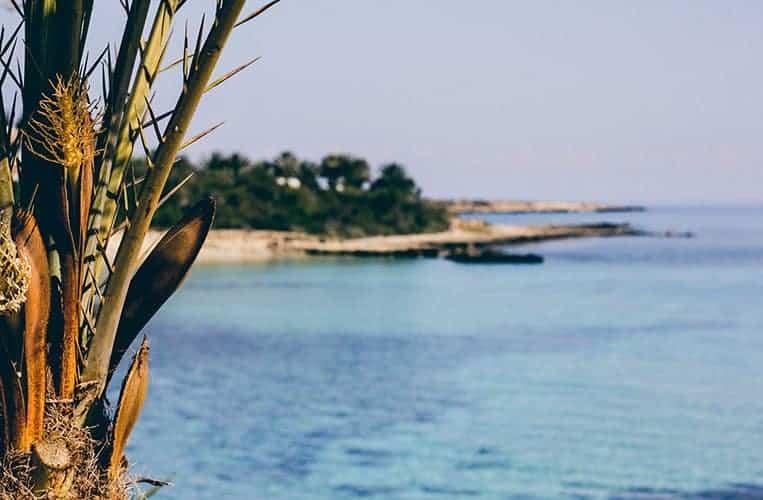 Vizakia Strand, Zypern