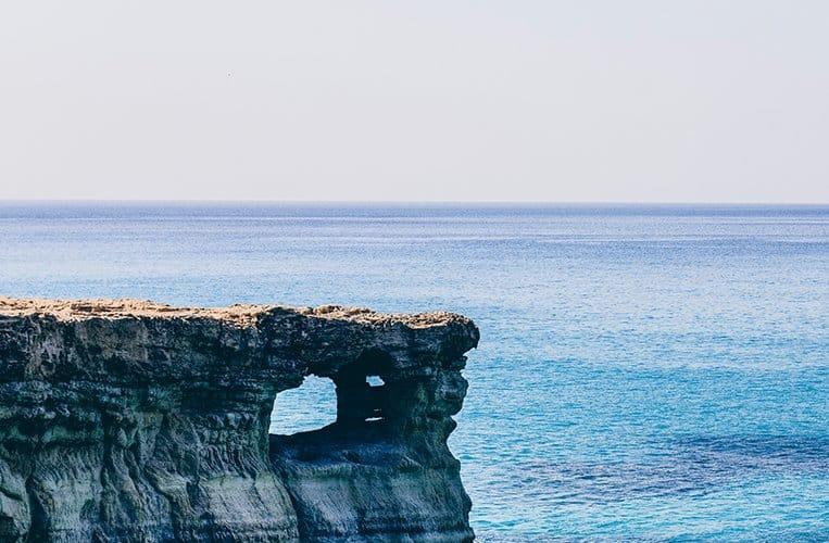 Sea Cave: Palatia, Zypern