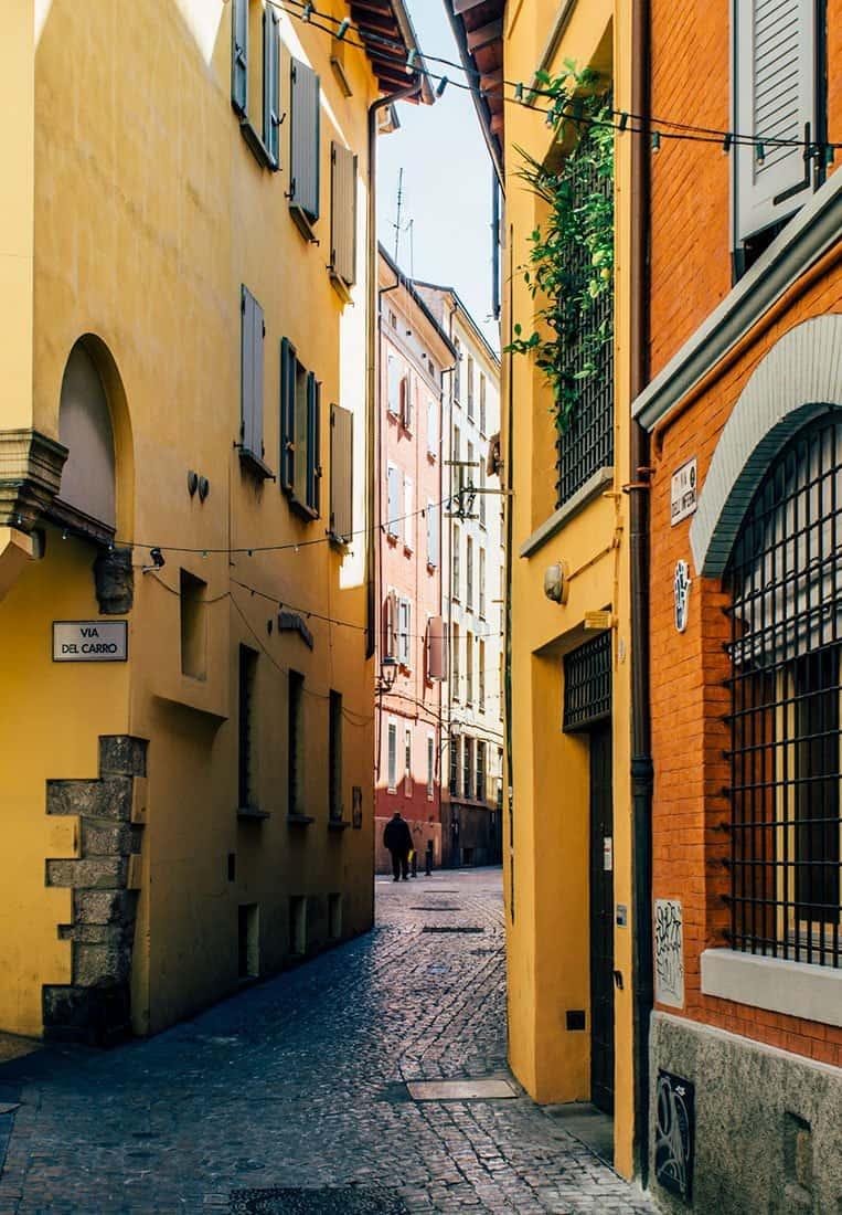 Bologna – die fette rote Stadt im Herzen der Emilia Romagna