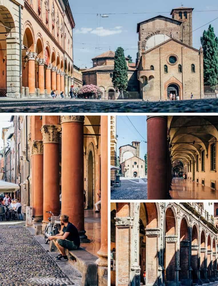 Basilika Santo Stefano, Bologna