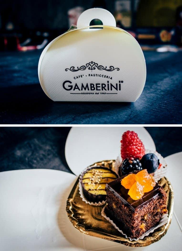 Café & Pasticceria Gamberini, Bologna