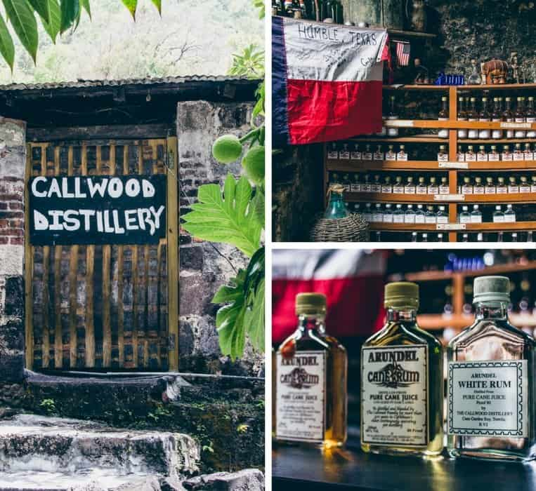 Callwood Rum Distillery, British Virgin Islands