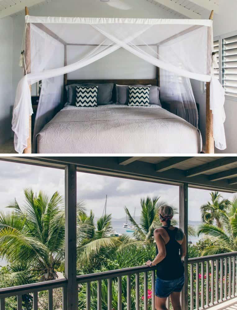 Der Cooper Island Beach Club, British Virgin Islands